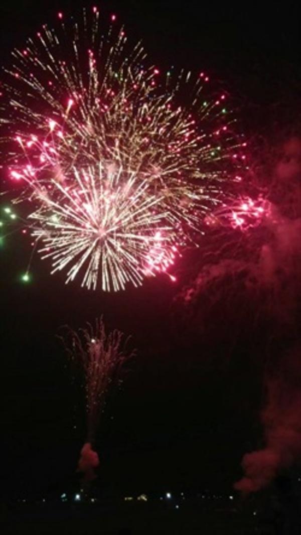 山鹿灯篭祭りに行ってきました!