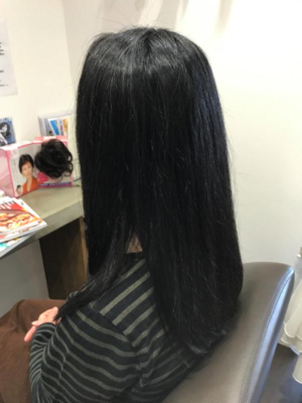 美髪がきてる!!